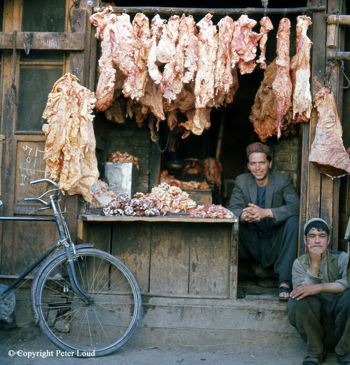 butcher in Herat