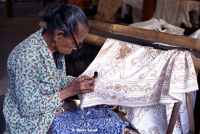 Photographs of Yogyakarta, Indonesia, 2010 by Peter Loud.