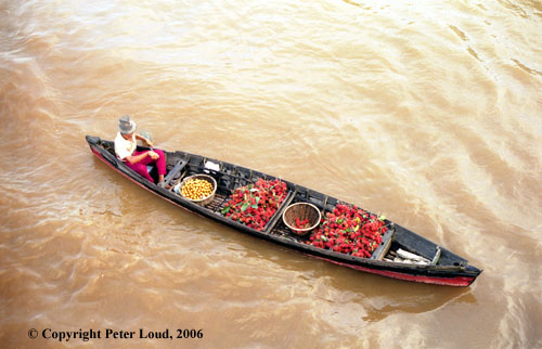 Floating market, Banjarmasin