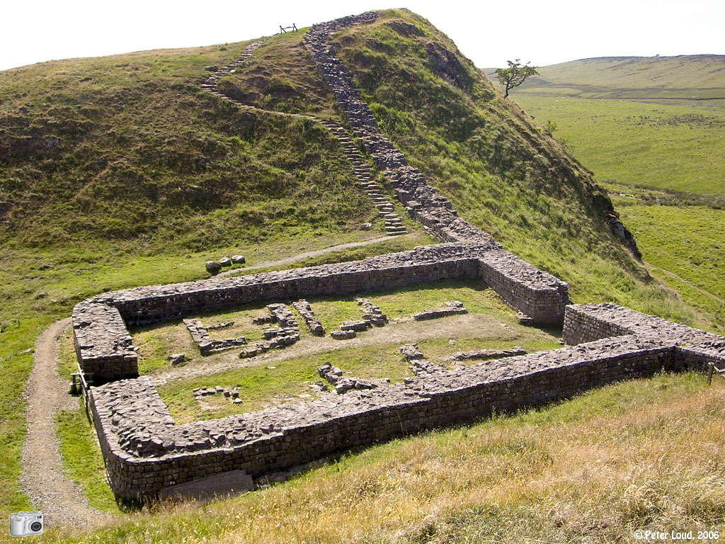 39 Best Images About South Pacific On Pinterest: Photographs Of Northumberland By Peter Loud, Hadrian's