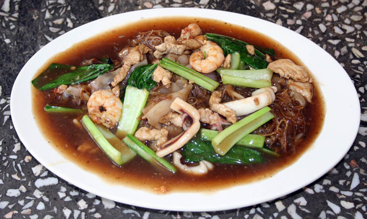 Penang Char Hor Fun Recipe (炒河粉) | Easy Delicious Recipes