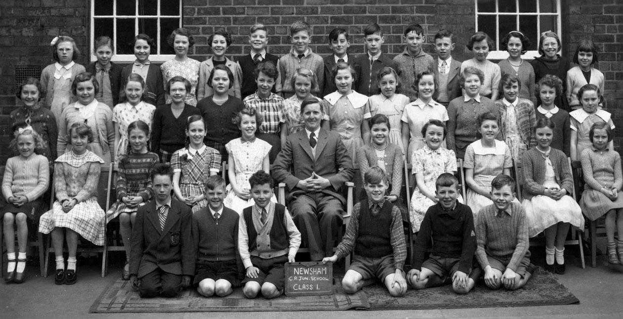 Old class photos uk